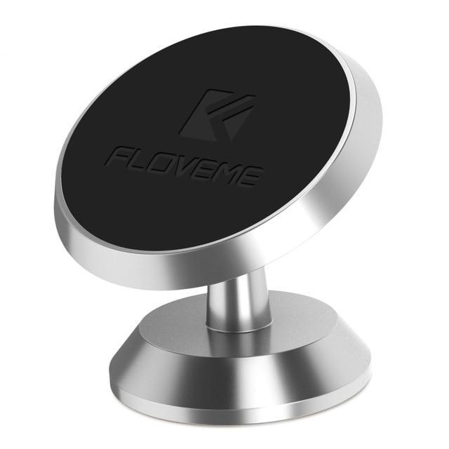 Multi-functional 360 Universal Magnetic Phone Holder-Electronics & Gadgets-Online Best Deals-Aurora Silver-Online Best Deals