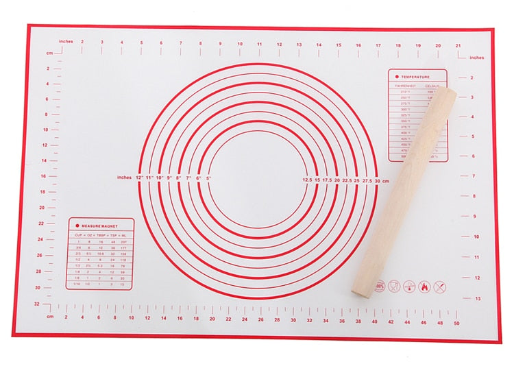 Pizza and Pastry Baking Mat-Home & Kitchen-Online Best Deals-Online Best Deals