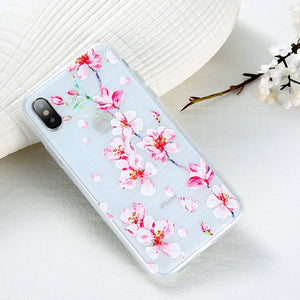 3D Relief Flower Phone Case For iPhone-Online Best Deals-Style 5-For iPhone 5 5s SE-Online Best Deals