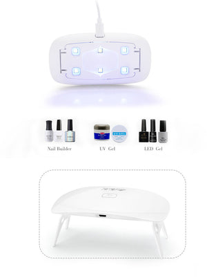 Nail Dryer Lamp Gel Varnish Curing Machine-Online Best Deals