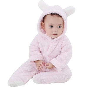 Baby jumpsuit-Online Best Deals-Pink-9M-China-Online Best Deals