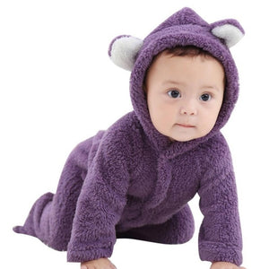 Baby jumpsuit-Online Best Deals-Purple-9M-China-Online Best Deals