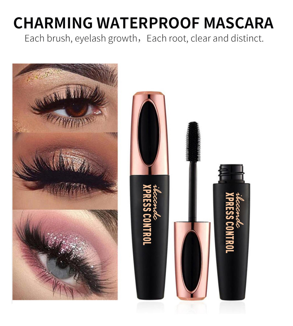 New 4D Silk Fiber Eyelash Mascara-Health & Wellness-Online Best Deals-Online Best Deals