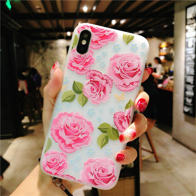 Lotus Flower Case For iPhone-phone case-Online Best Deals-Online Best Deals