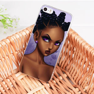 Cute Girl Phone Case for iPhone-Online Best Deals-A11-For iPhone 7Plus-Online Best Deals