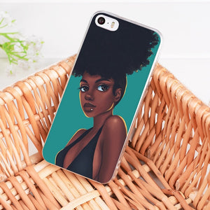 Cute Girl Phone Case for iPhone-Online Best Deals-A18-For iPhone 7Plus-Online Best Deals