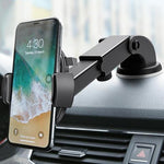 Automatically Locking Windshield Phone Mount (Universal fit)-Online Best Deals-Online Best Deals