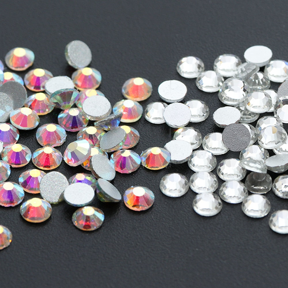 Crystal Nail Rhinestones Set-Online Best Deals