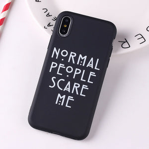 Social Media Quotes Funny Phone Case For iPhone 6S 5 5S SE 8 8Plus X 7 7Plus XS Max-Online Best Deals-10-For iPhone 6Plus-Online Best Deals