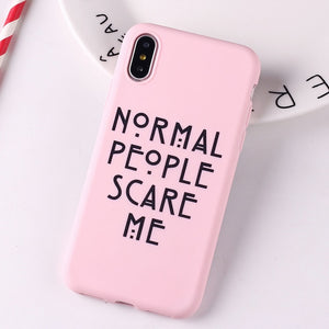 Social Media Quotes Funny Phone Case For iPhone 6S 5 5S SE 8 8Plus X 7 7Plus XS Max-Online Best Deals-11-For iPhone 6Plus-Online Best Deals