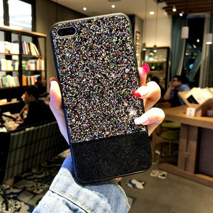 Luxury Bling Case For iphone-Online Best Deals-Black-for iphone 6 6s-Online Best Deals