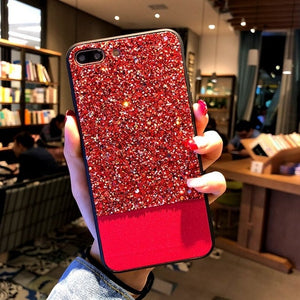 Luxury Bling Case For iphone-Online Best Deals-Red-for iphone 6 6s-Online Best Deals