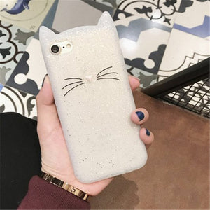 3D Cartoon Soft Silicone Phone Case For iPhone 5S 6 6S 7 8 Plus X-Online Best Deals-27-For iPhone X-Online Best Deals