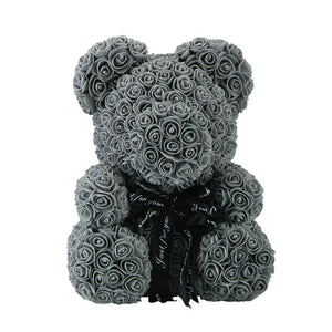 THE TRUE LOVE BEAR™-Online Best Deals-40cm grey-Online Best Deals