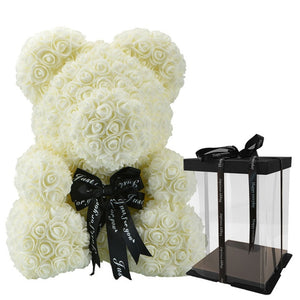 THE TRUE LOVE BEAR™-Online Best Deals-40cm white with box-Online Best Deals