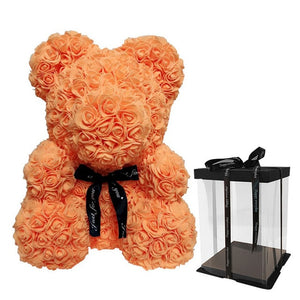 THE TRUE LOVE BEAR™-Online Best Deals-40cm orange with box-Online Best Deals