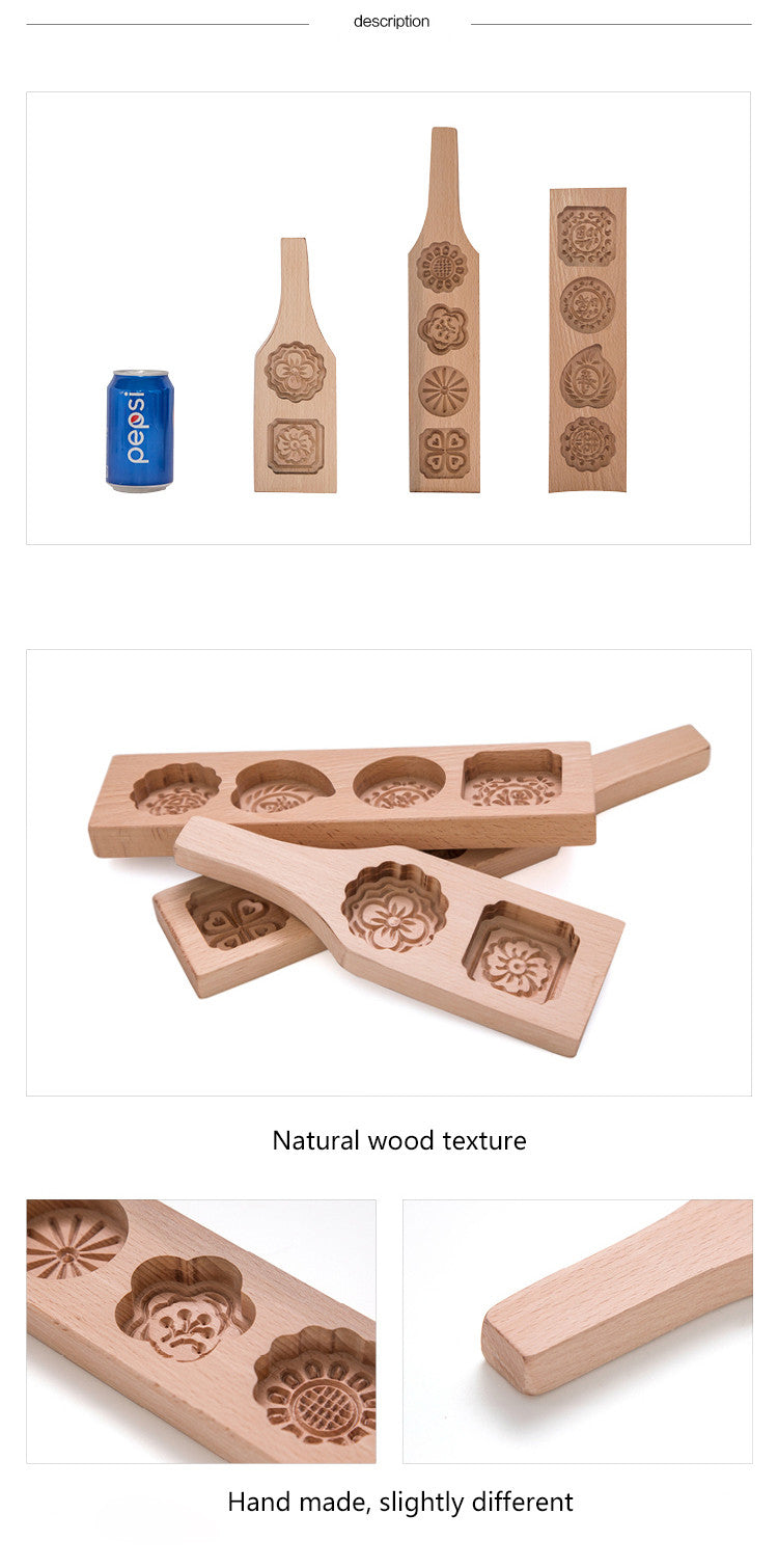 Wooden Cookies Mold-Online Best Deals-Online Best Deals