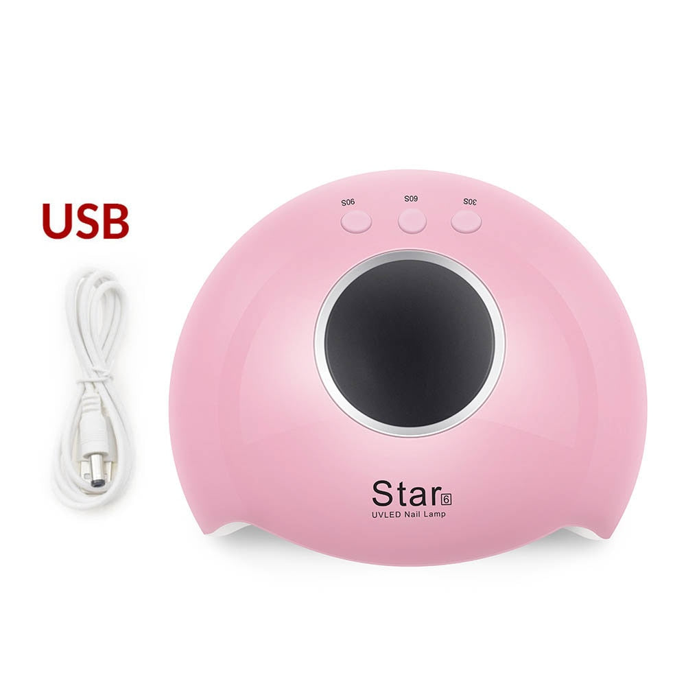 LED Nail Dryer Lamp For All Gels Polish-Online Best Deals