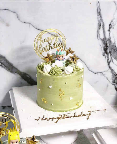 Sonny Angel Buttercream Cake