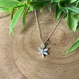 Butterfly Necklace in 925 Sterling Silver