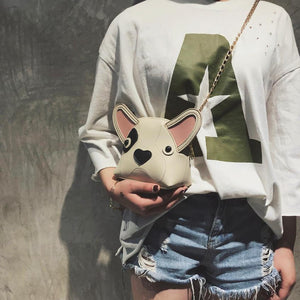 The Nebo: French Bulldog Crossbody