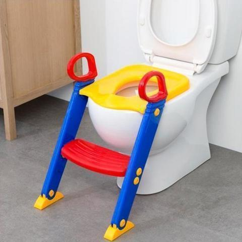 Superb Kids Potty Training Seat With Step Stool Ladder Creativecarmelina Interior Chair Design Creativecarmelinacom