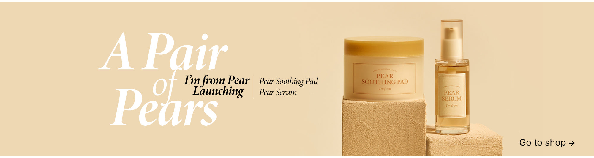 I'm from Pear Launching Special