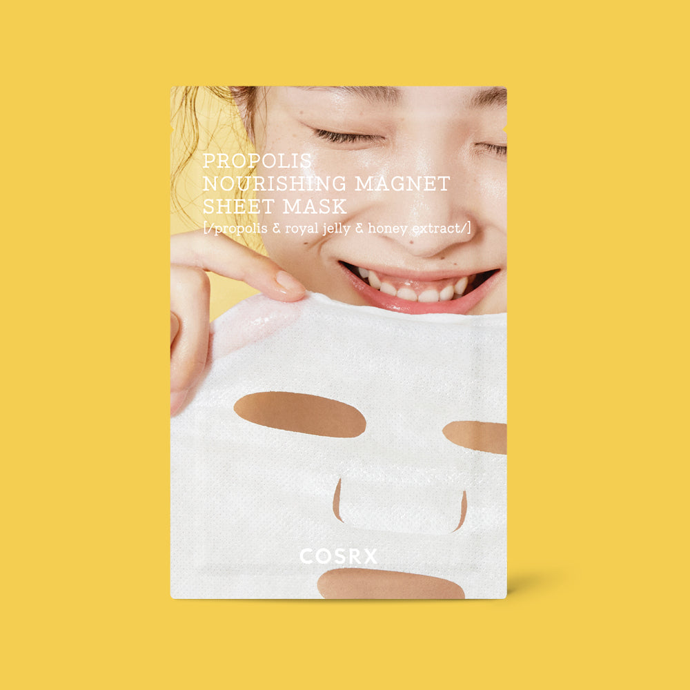 COSRX Full Fit Propolis Nourishing Magnet Sheet Mask
