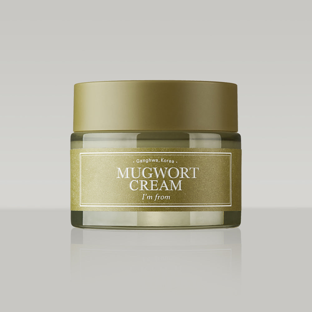 I'm From Mugwort Cream