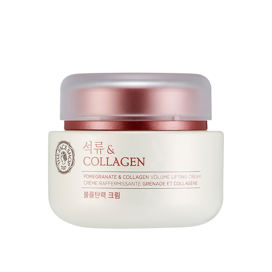 THEFACESHOP POMEGRANATE AND COLLAGEN VOLUME LIFTING CREAM