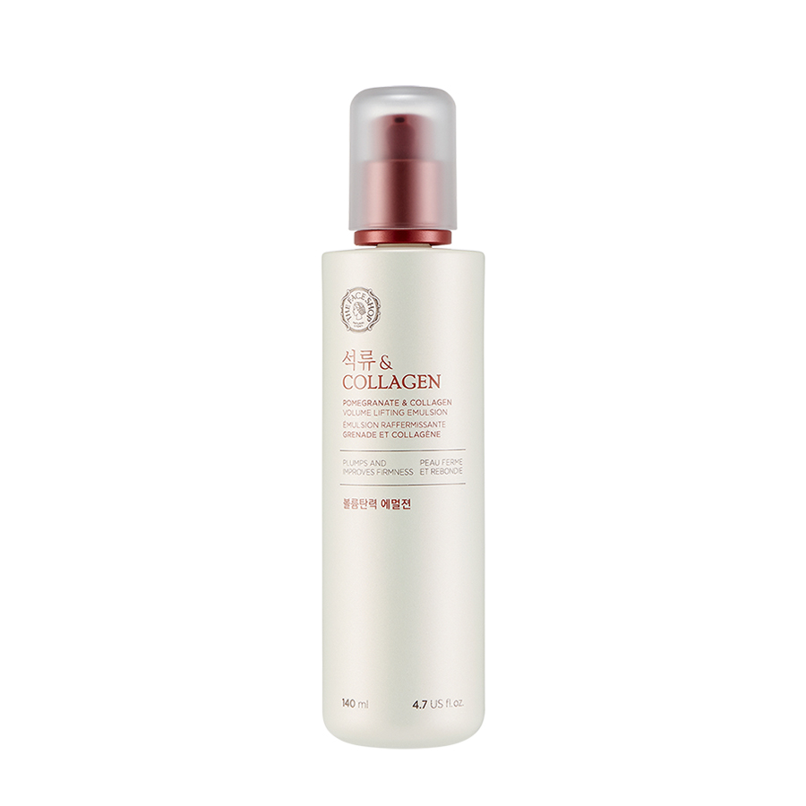 THEFACESHOP POMEGRANATE AND COLLAGEN VOLUME LIFTING EMULSION