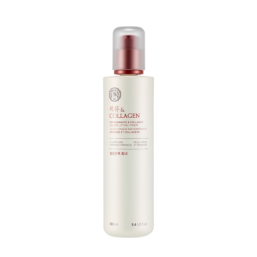 THEFACESHOP POMEGRANATE AND COLLAGEN VOLUME LIFTING TONER