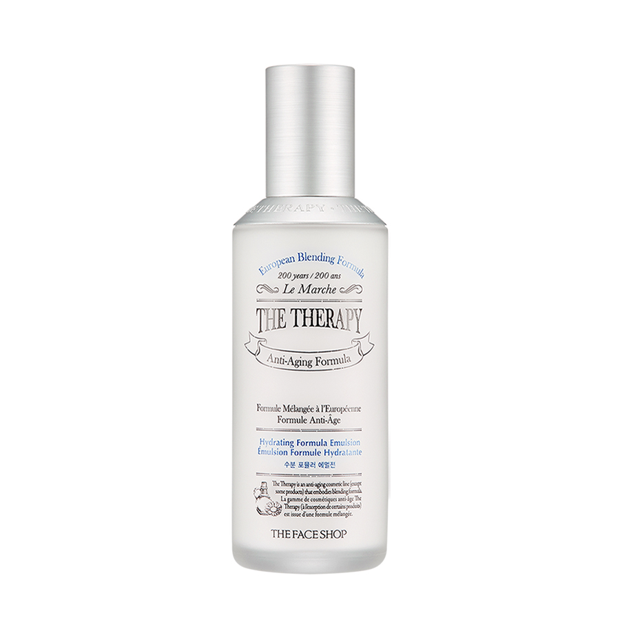 THE THERAPY HYDRATING FORMULA EMULSION - THEFACESHOP Australia