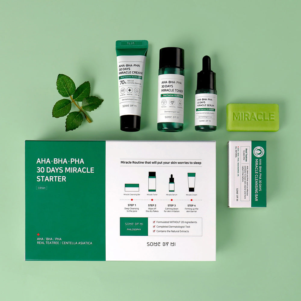 SOME BY MI AHA-BHA-PHA 30DAYS MIRACLE STARTER KIT
