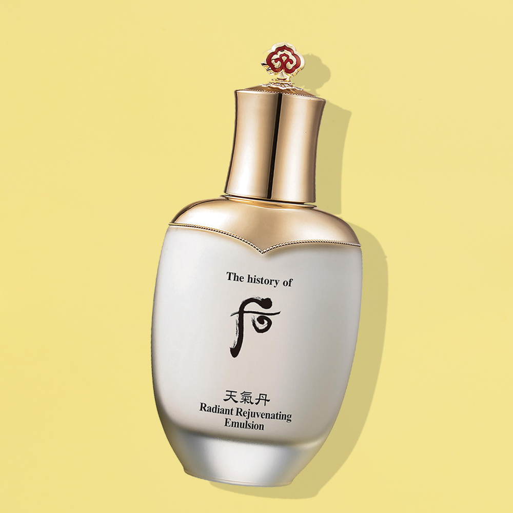 The History Of Whoo Cheongidan Radiant Rejuvenating Emulsion