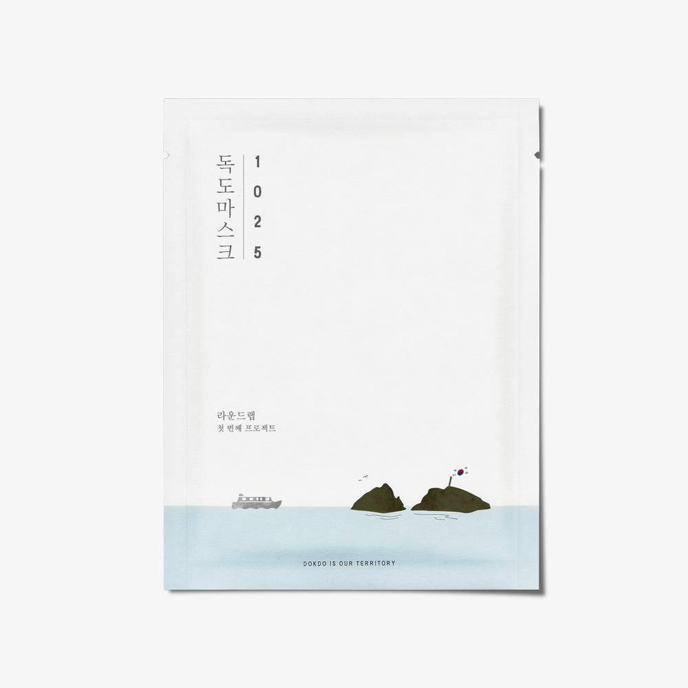 Round Lab 1025 DOKDO MASK SHEET