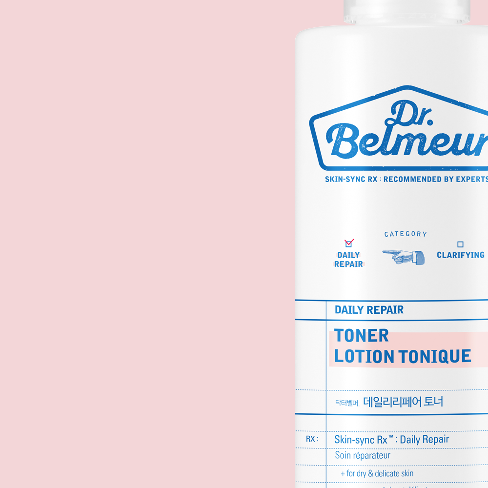 DR.BELMEUR DAILY REPAIR TONER