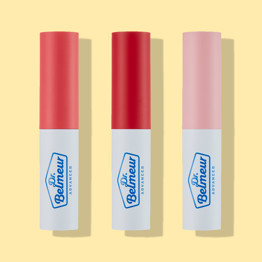 THEFACESHOP DR.BELMEUR ADVANCED CICA TOUCH LIP BALM