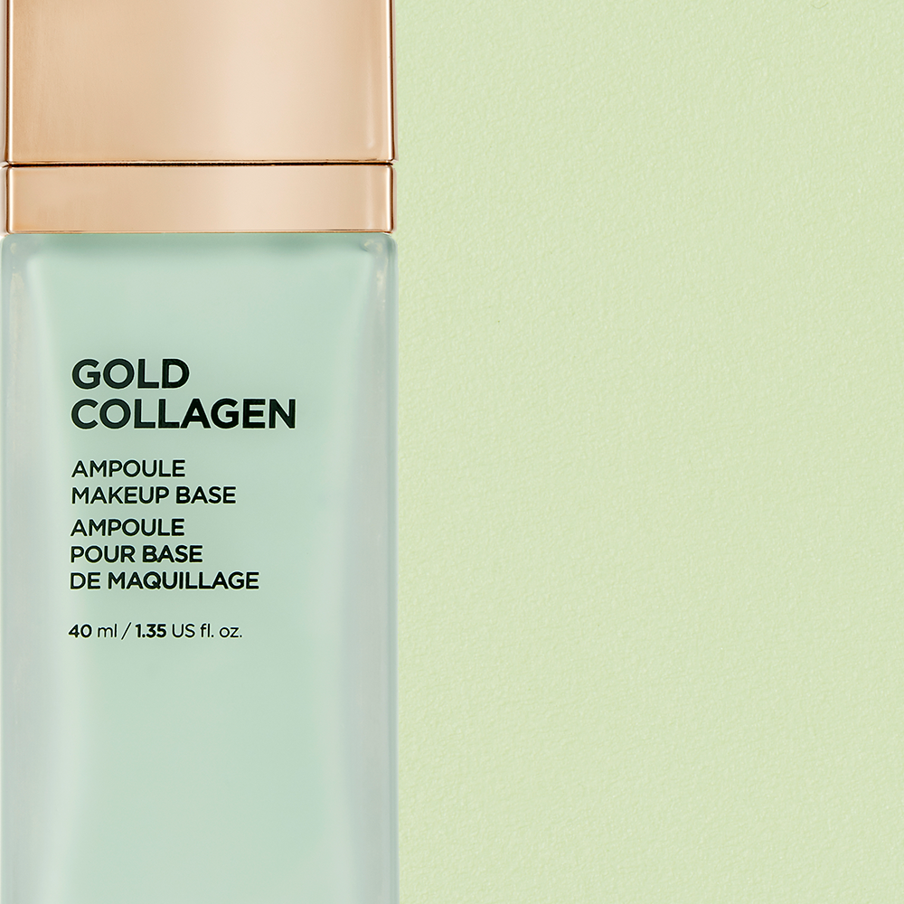 THEFACESHOP GOLD COLLAGEN AMPOULE MAKEUP BASE