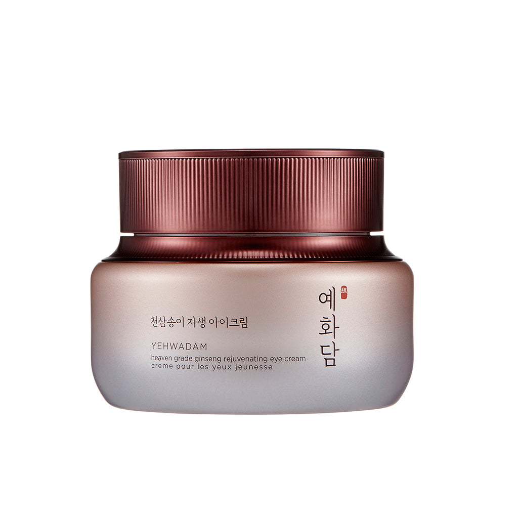 THEFACESHOP YEHWADAM HEAVEN GRADE GINSENG REJUVENATING EYE CREAM