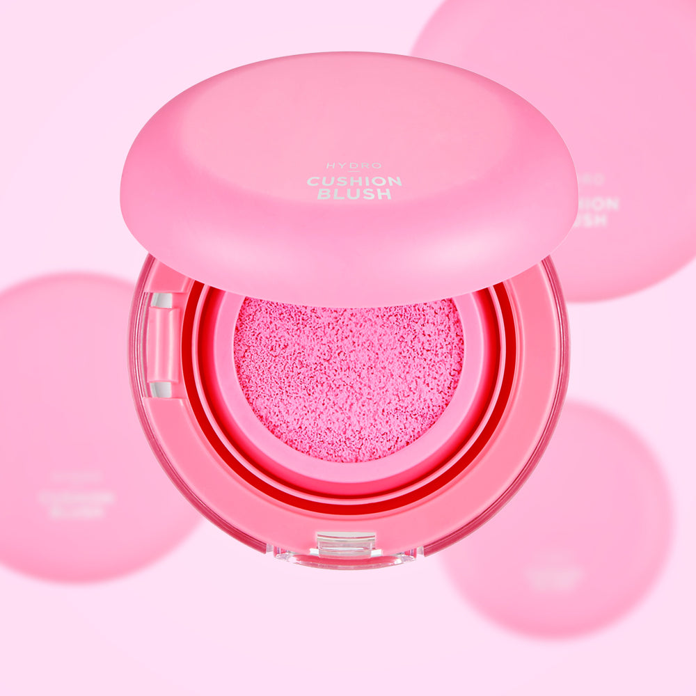 THEFACESHOP HYDRO CUSHION BLUSHER 02 PINK