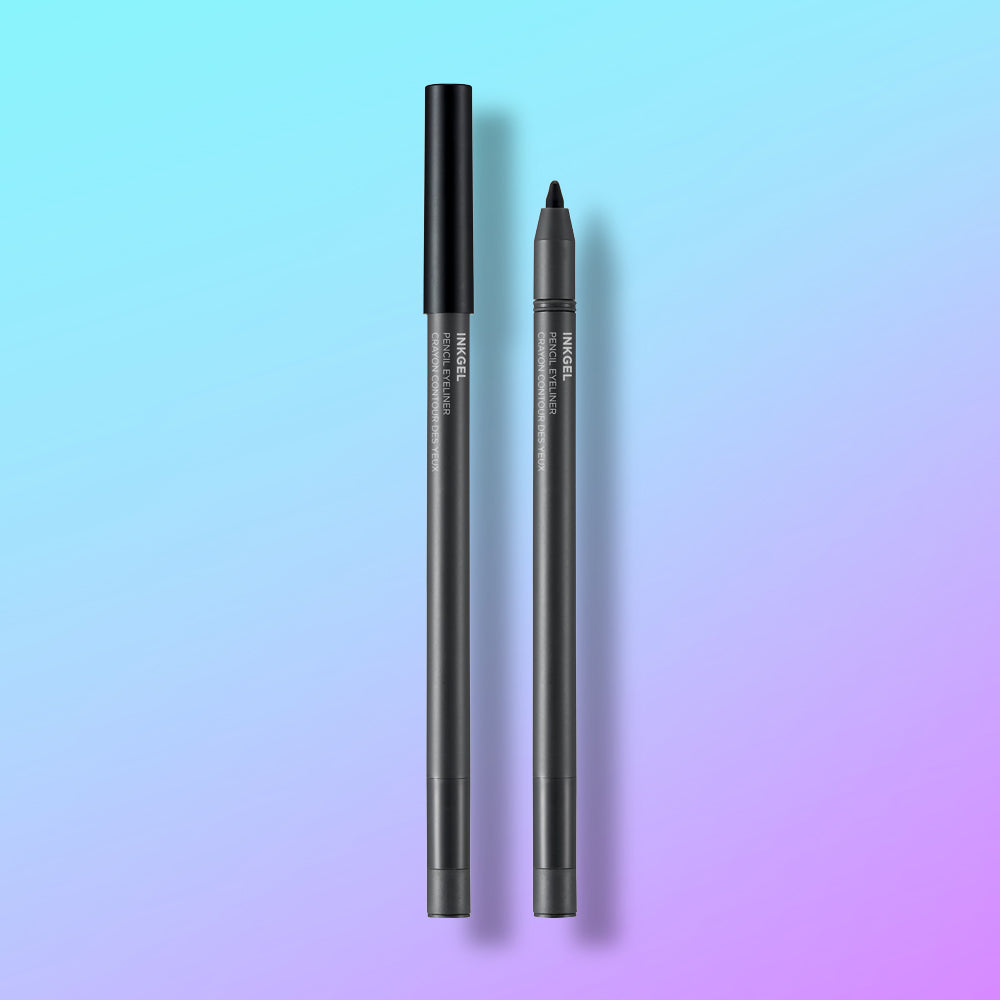 INKGEL PENCIL EYELINER 01 NEW YORK BLACK