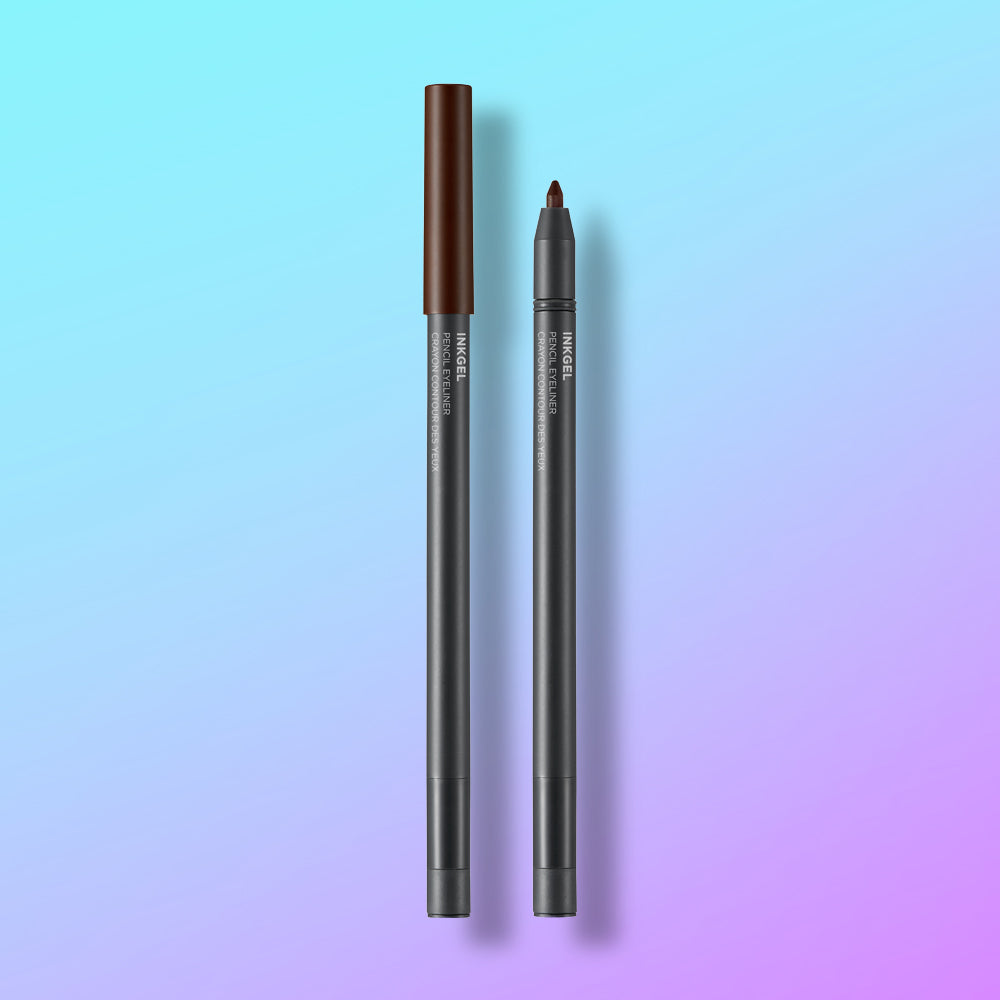INKGEL PENCIL EYELINER 03 SEATLE BROWN