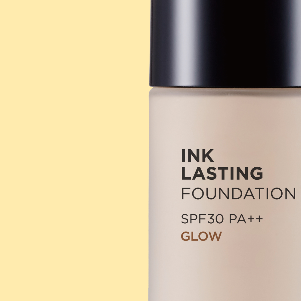 THEFACESHOP INK LASTING FOUNDATION GLOW