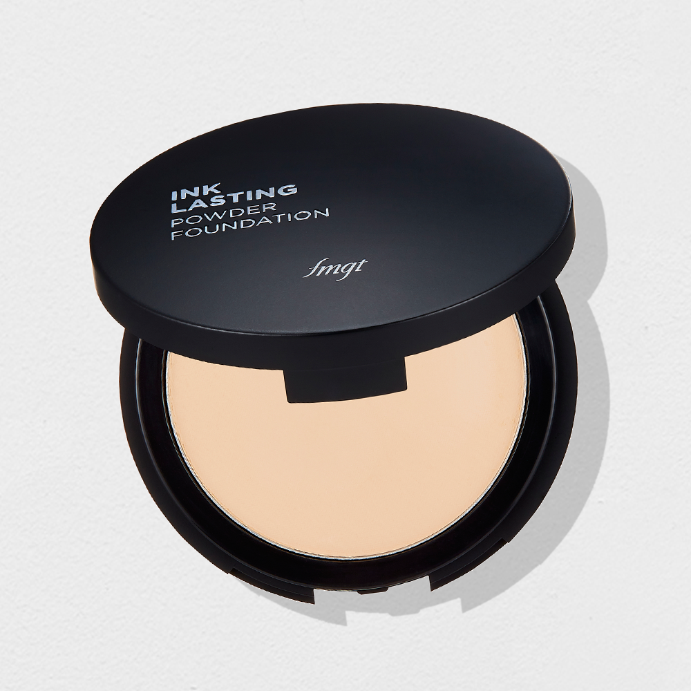 THEFACESHOP INK LASTING POWDER FOUNDATION