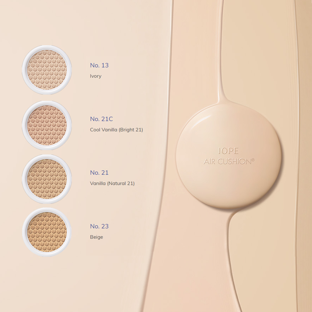 IOPE AIR CUSHION MATTE LONGWEAR