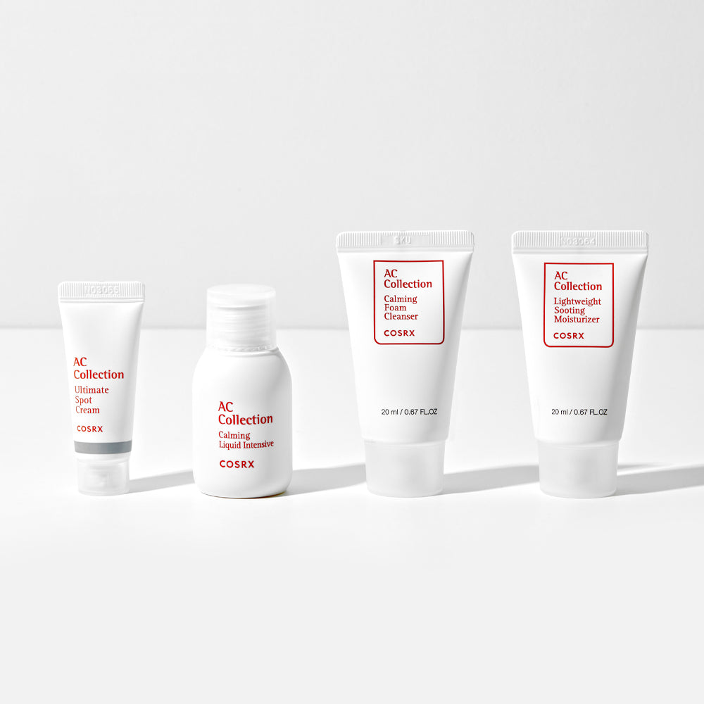 COSRX Acne Hero Kit INTENSIVE