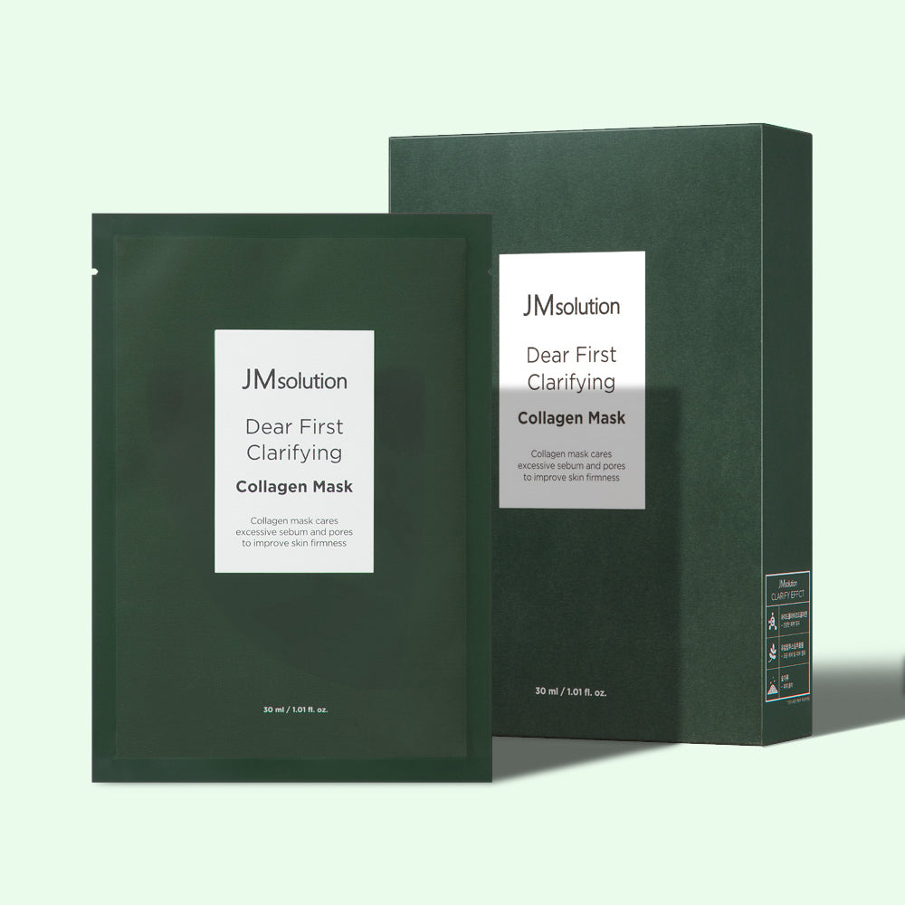 JM Solution Dear First Clarifying Collagen Mask