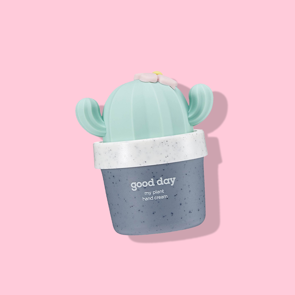THEFACESHOP My Plant Hand Cream - Good Day