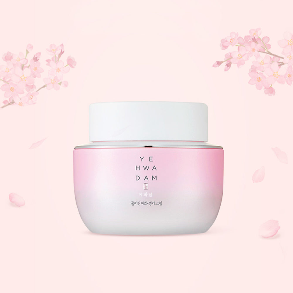 THEFACESHOP YEHWADAM PLUM FLOWER REVITALIZING CREAM
